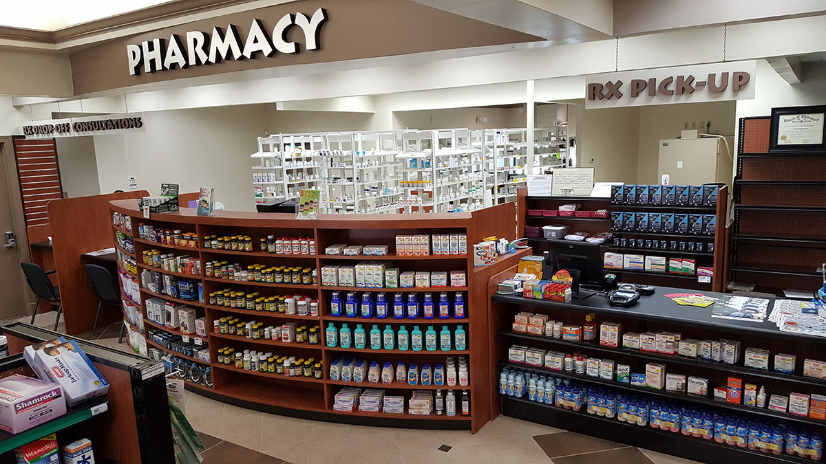 Arranging Pharmacy Retail Store Tips