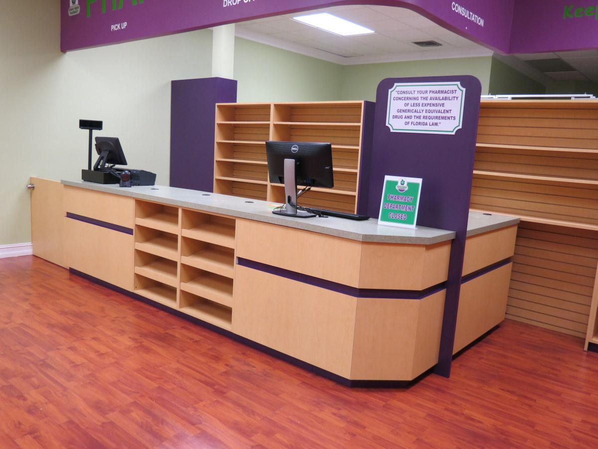 Retail Pharmacy Design