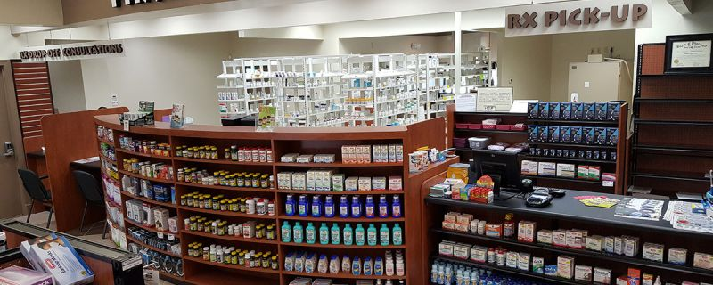 Retail Pharmacy Design To Attract Customers